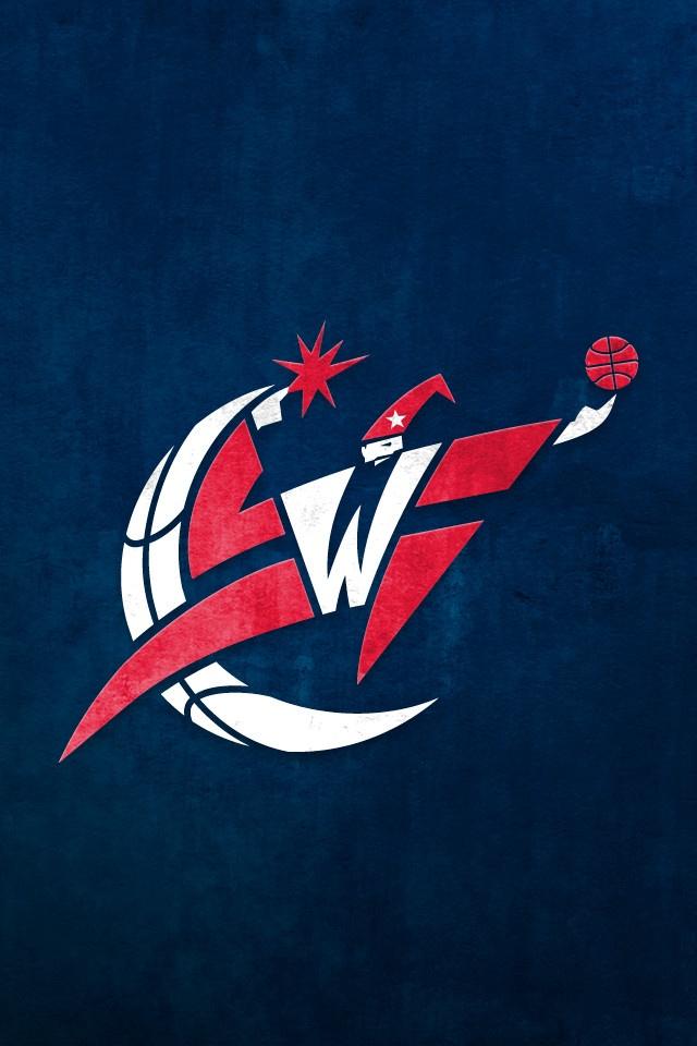 Washington Wizards NBA IPHONE WALLPAPER Pinterest Washington 640x960