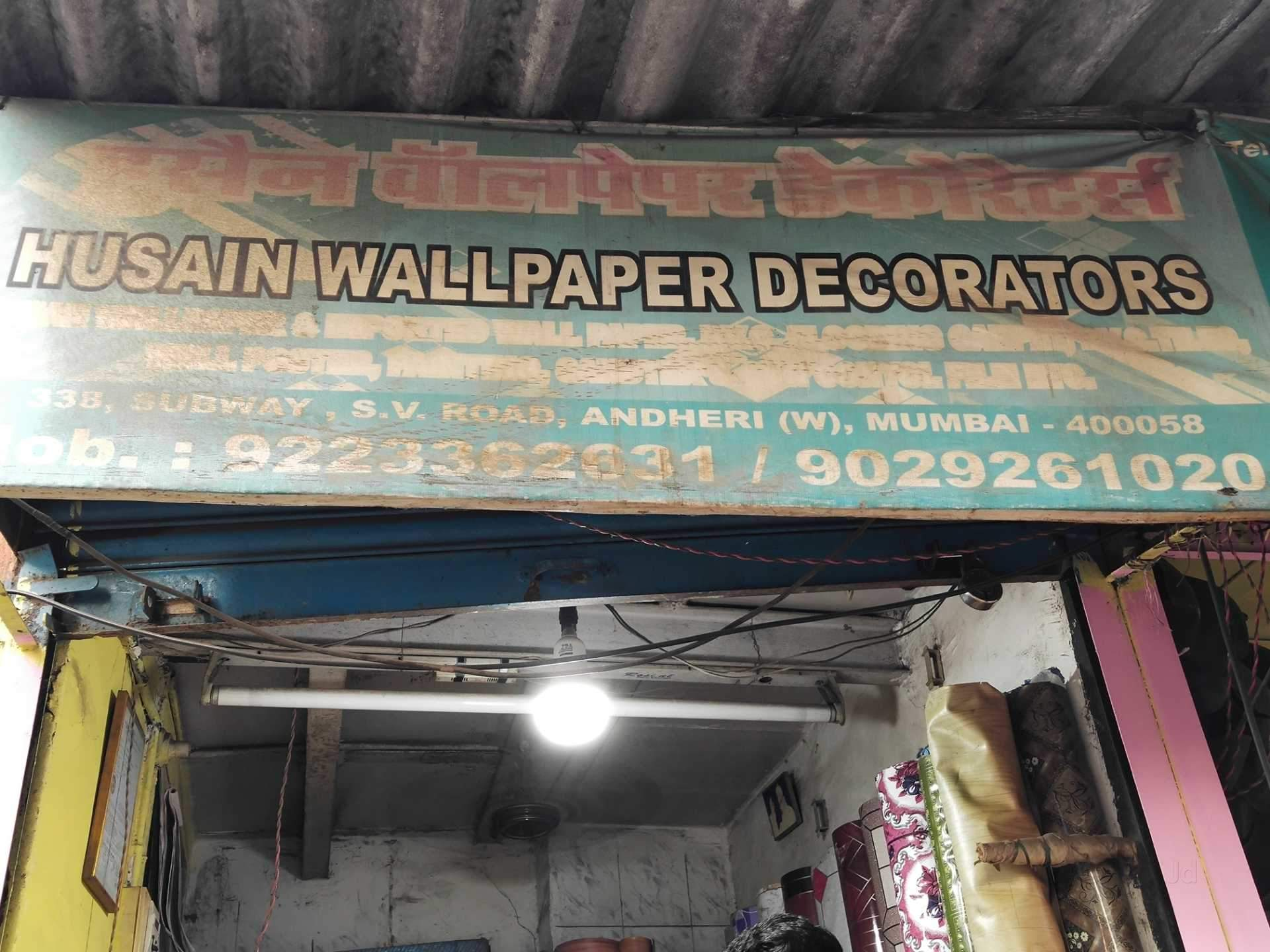 Husain Wallpaper Decorator Andheri West   Wall Paper Dealers in 1920x1440