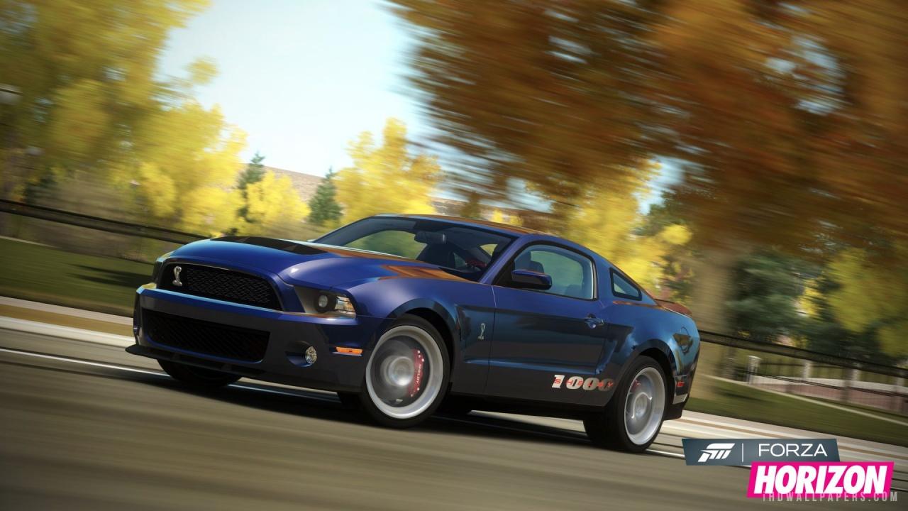 Shelby 1000 in Forza Horizon Wallpaper 1280x720