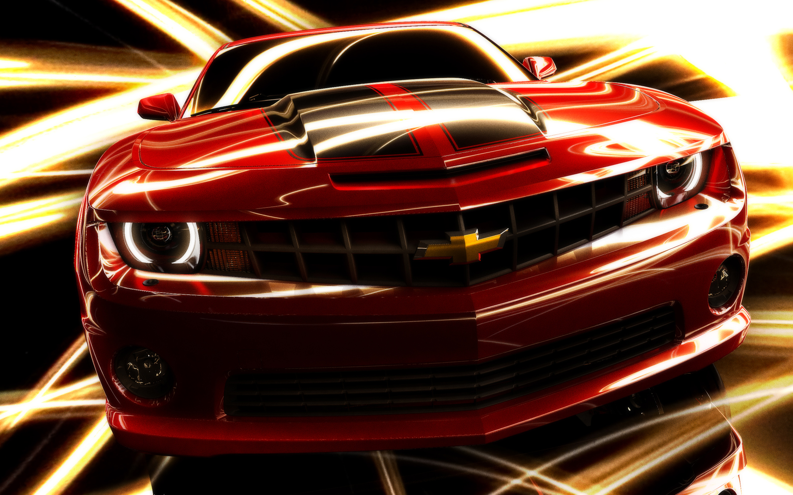 Wallpapers of 2016 Upcoming Car 1 Chevrolet Camaro 2016 New Car 2560x1600