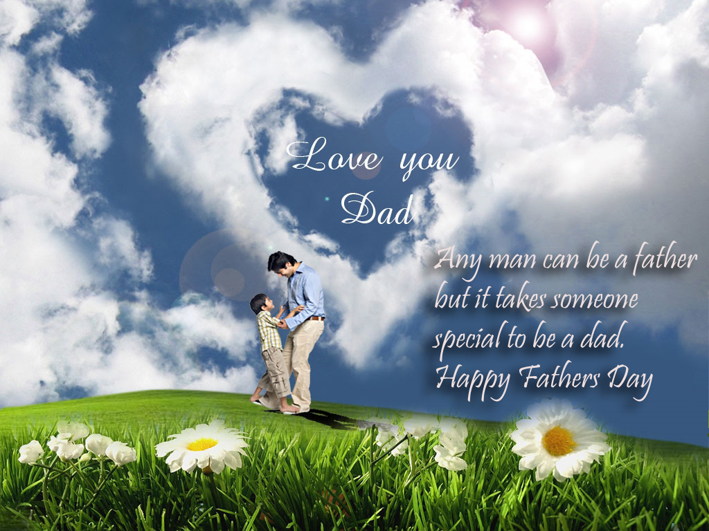 Happy Fathers Day 2019 Greetings Wallpapers Whatsapp Status Dp 1024x768
