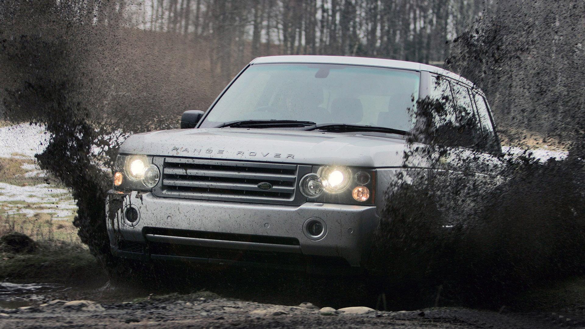 [47+] Land Rover Wallpapers On WallpaperSafari