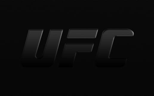 Large ufc logo black carbon fiber dark ufc logo desktop Wallpapers 98 516x323