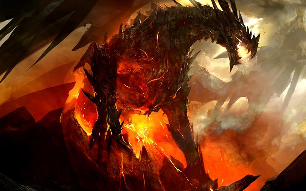Water And Fire Android Live Wallpaper 1280x800