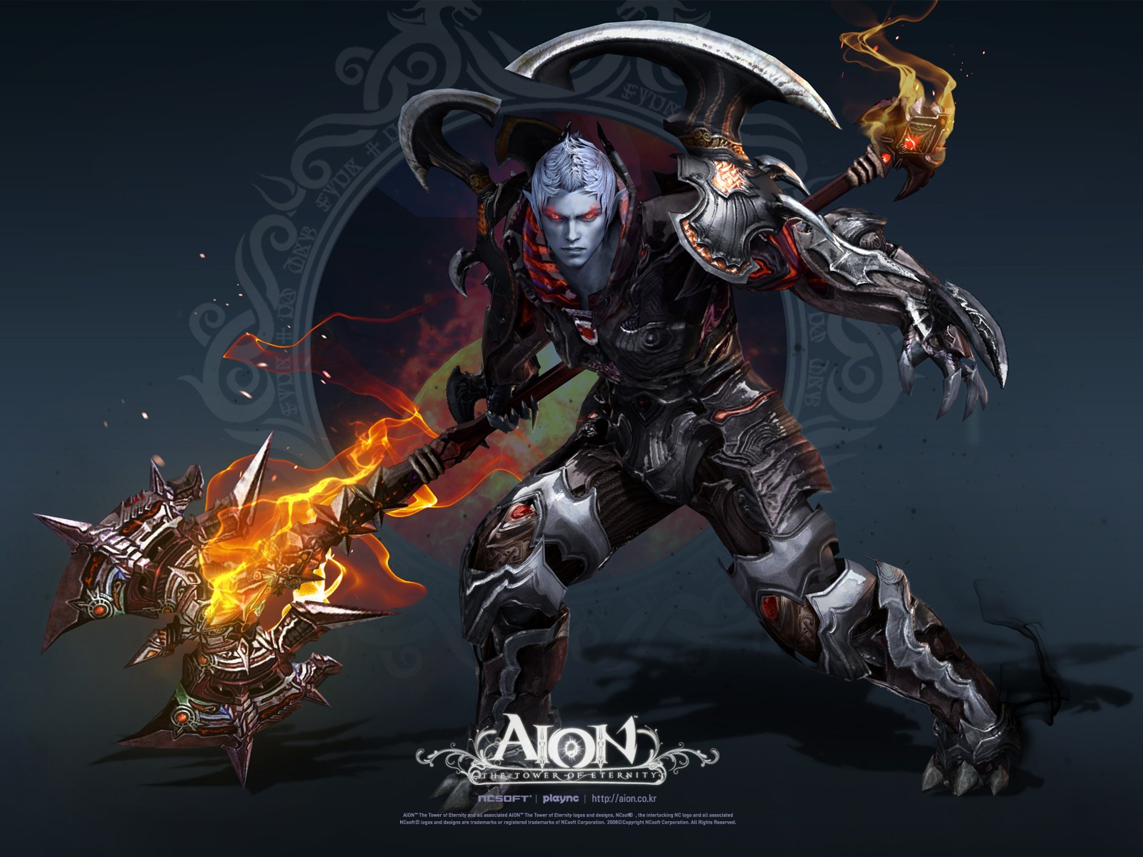 Aion Asmodian Wallpapers 1600x1200