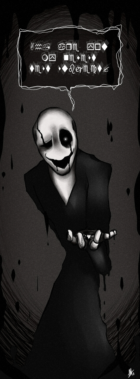 50 Wd Gaster Wallpaper On Wallpapersafari