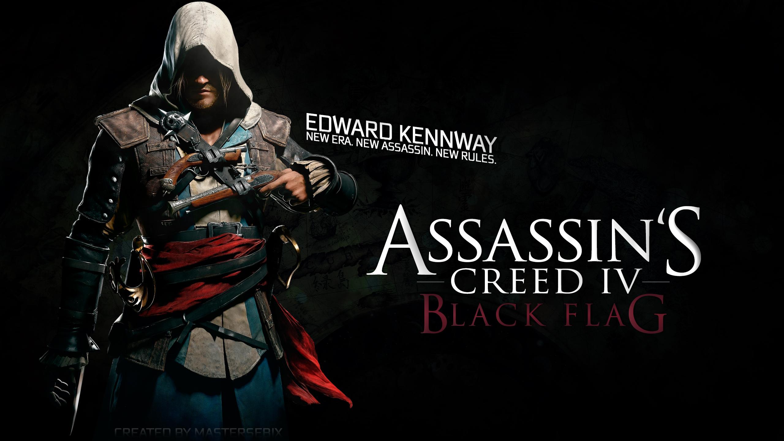 Free Download Assassins Creed Black Flag Wallpaper Widescreen