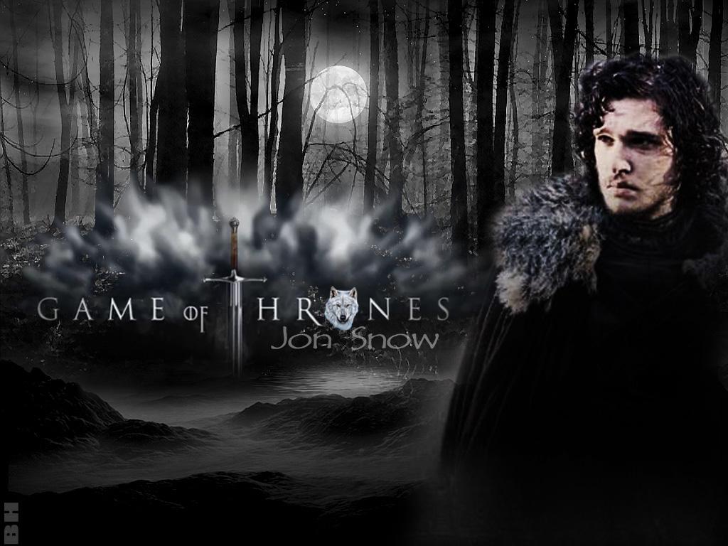 Jon Snow   Game of Thrones Wallpaper 23947399 1024x768
