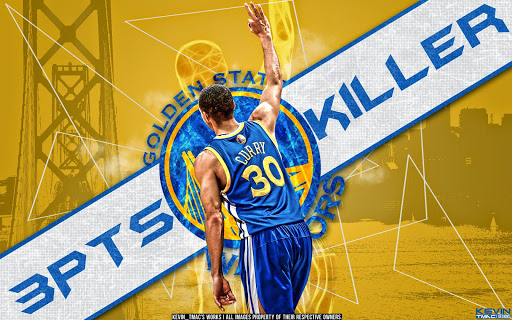Stephen Curry Human Torch Wallpaper Stephen curry 3pts killer 512x320
