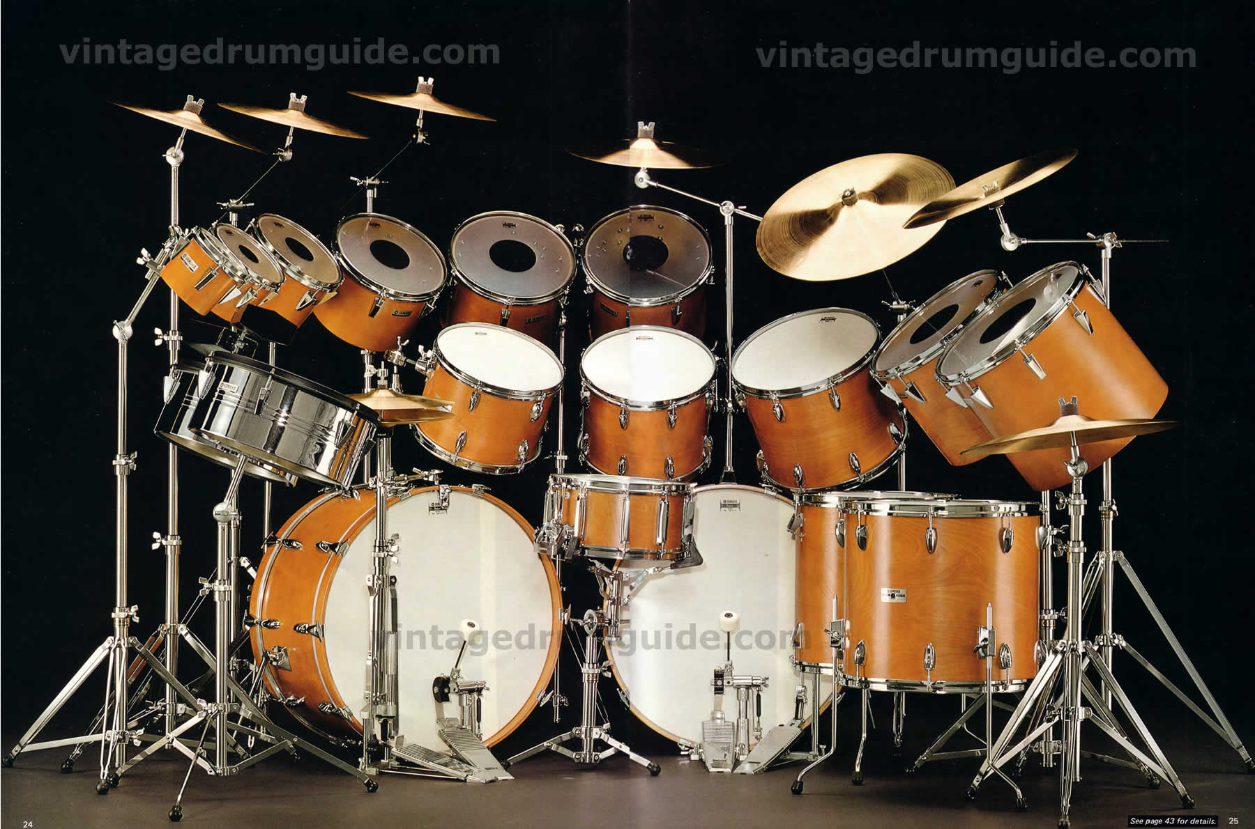 Yamaha Drum Catalog