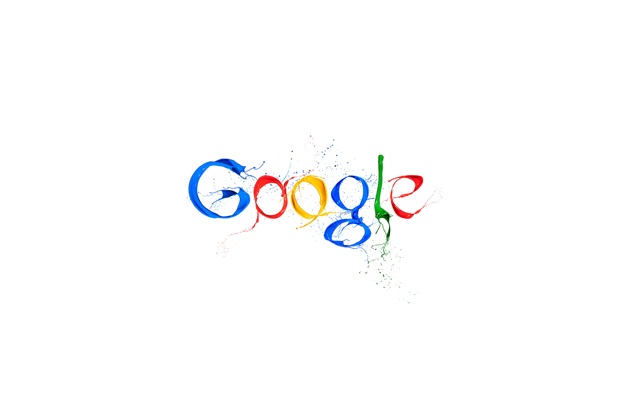 Google Paint Splash wallpapers Google Paint Splash stock photos 2560x1600