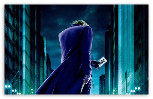 The Joker The Dark Knight HD desktop wallpaper High Definition 510x330