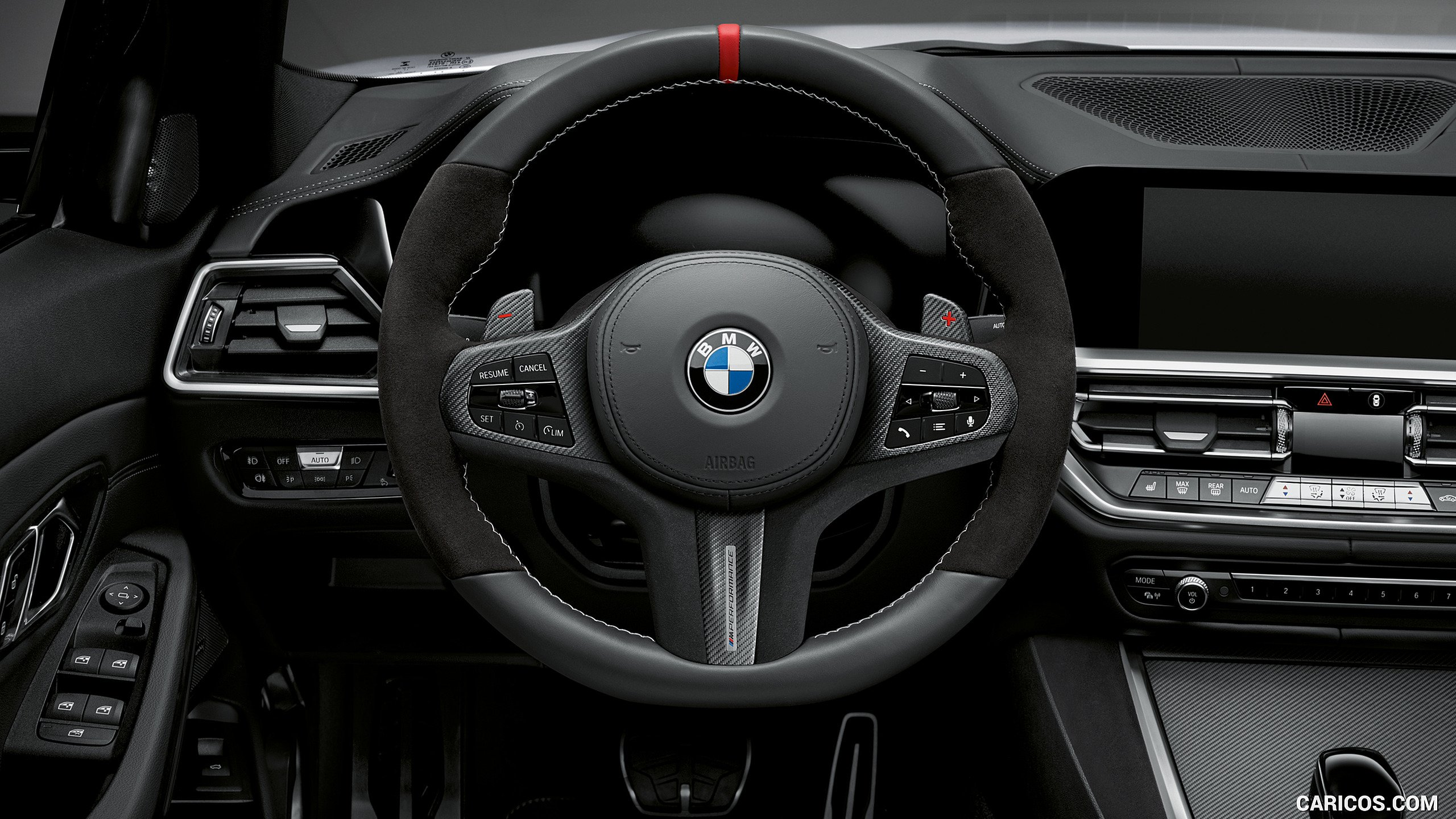 2019 BMW 3 Series M Performance Parts   Interior HD Wallpaper 17 2560x1440