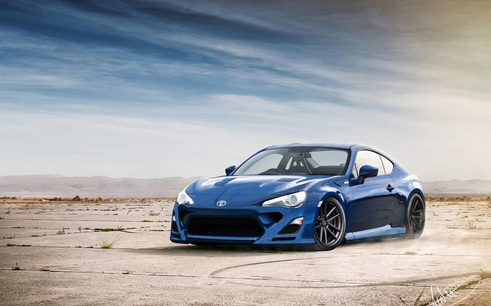 Toyota GT 86 Wallpapers 1680x1050
