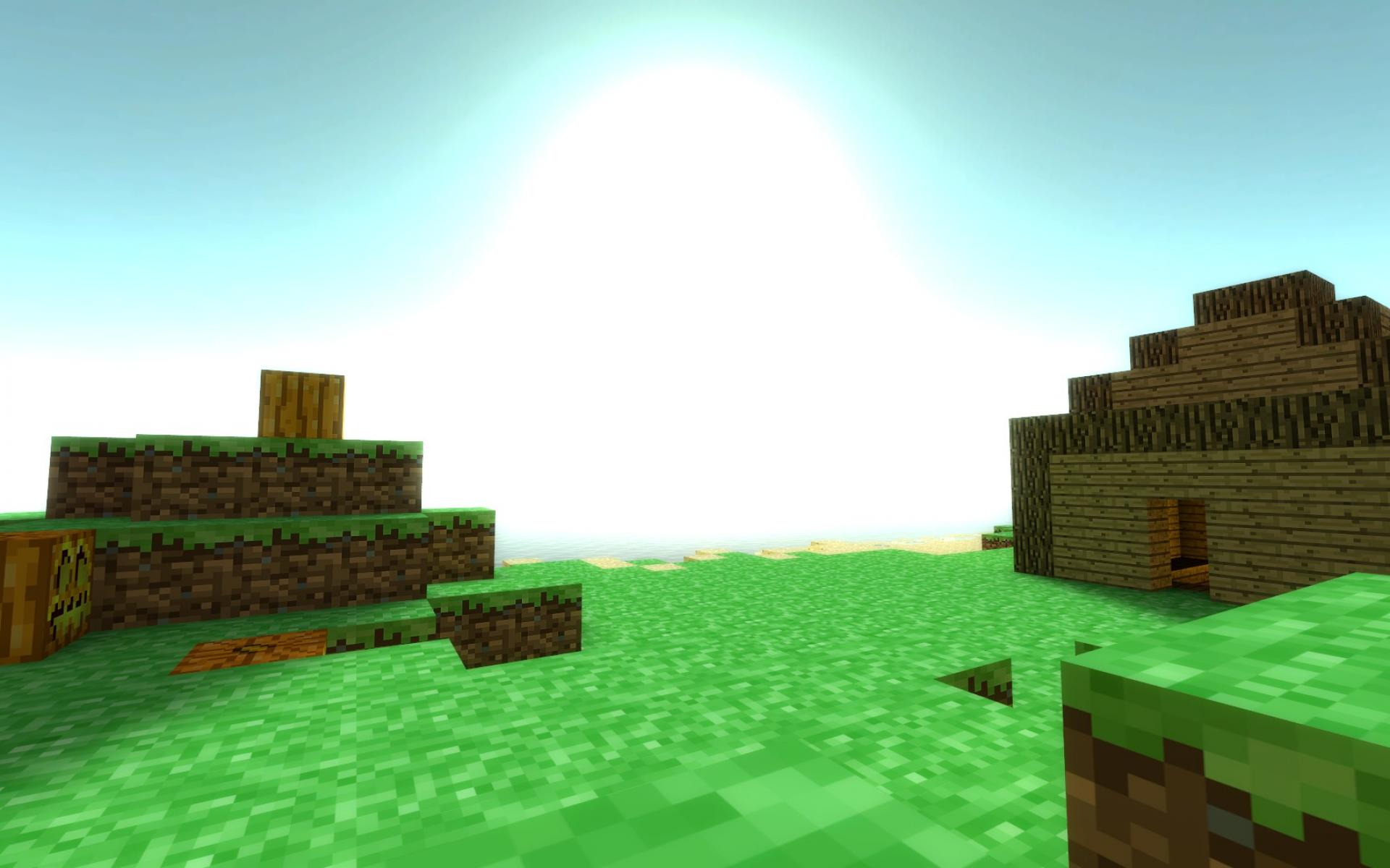 Minecraft Backgrounds HD 1920x1200