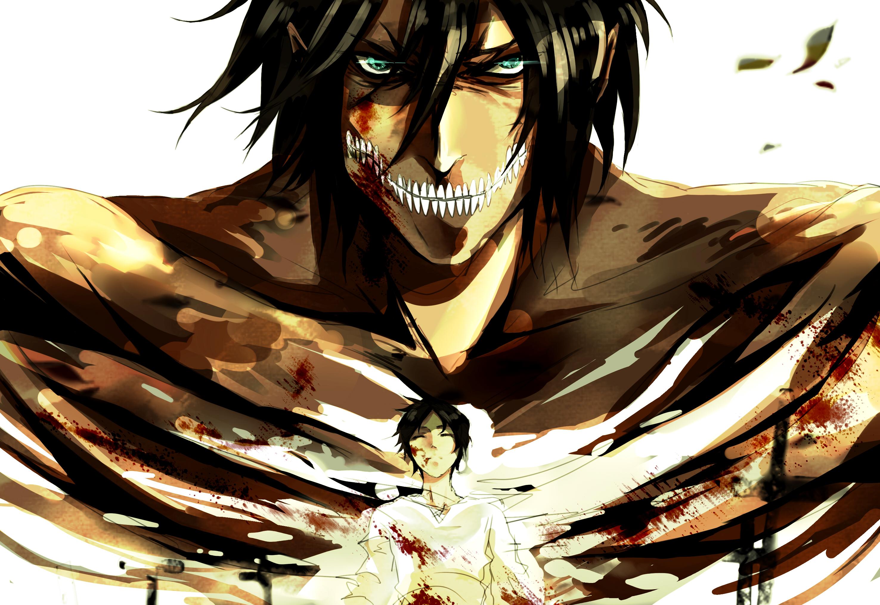 Shingeki no Kyojin FTW   Shingeki no Kyojin Attack on titan Photo 2952x2031