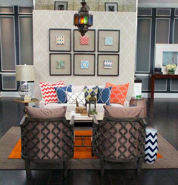 Five Steps to a Moroccan Inspired Living Room   Steven and Chris 600x622