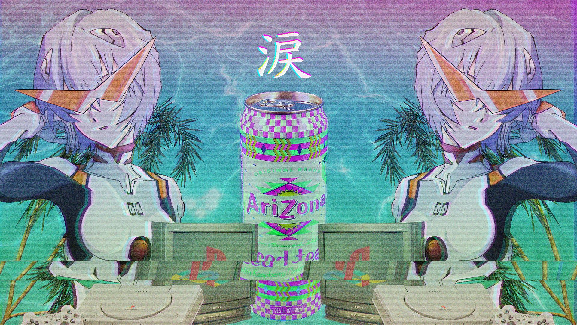 Aesthetic Vaporwave Wallpapers High Quality Resolution at 1920x1080