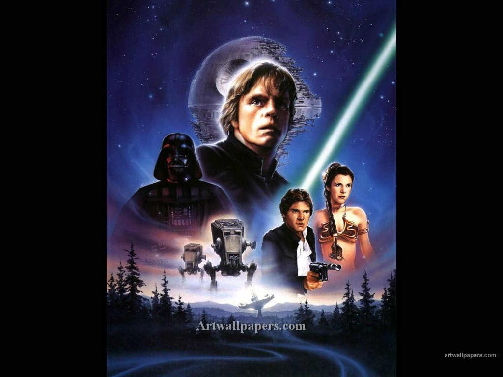 Star Wars Poster Wallpaper Wallpapersafari