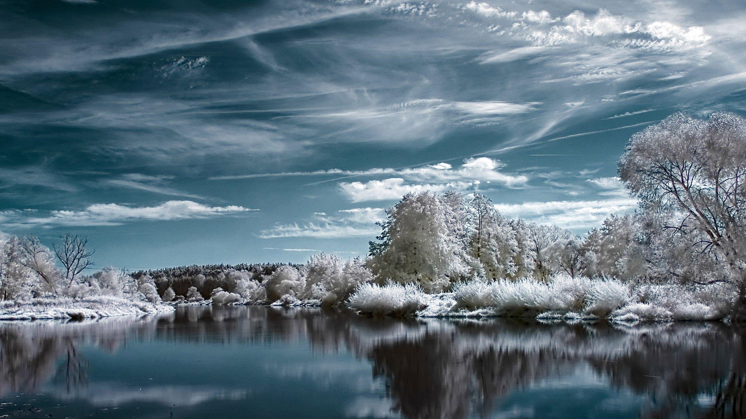 Photo collection winter snow landscape wallpaper - Photo wallpaper ...