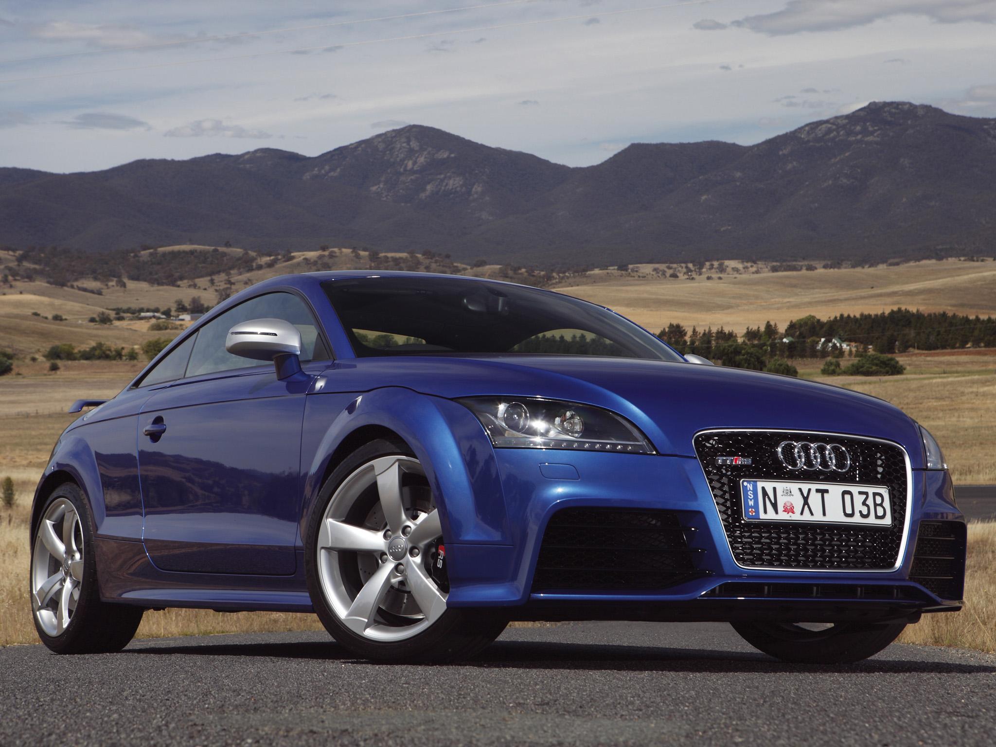 Audi TT RS Coupe AU spec Wallpapers Cool Cars Wallpaper 2048x1536