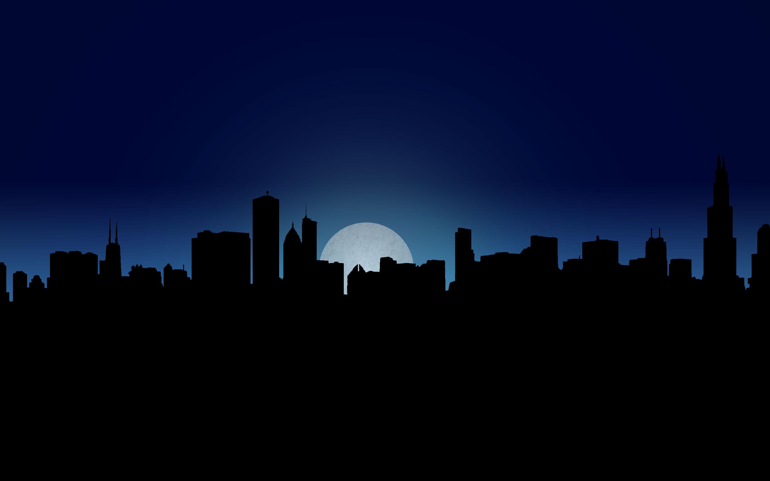 Dark City 2560x1600