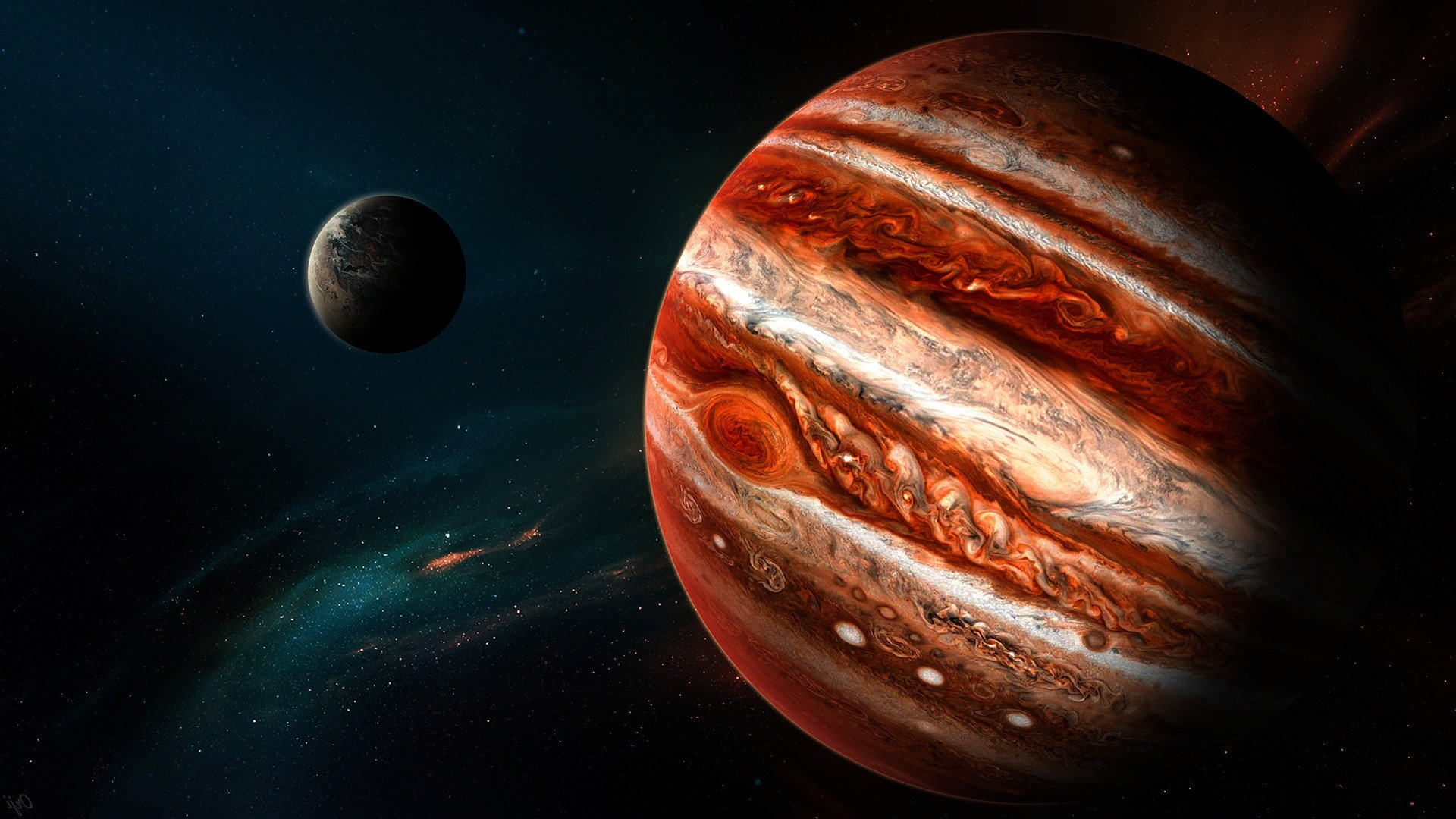 Jupiter Wallpaper 14   1920 X 1080 stmednet 1920x1080