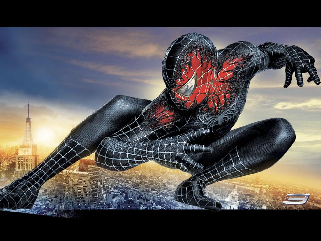 wallpaper Wallpaper Spiderman 3 Hd 1024x768
