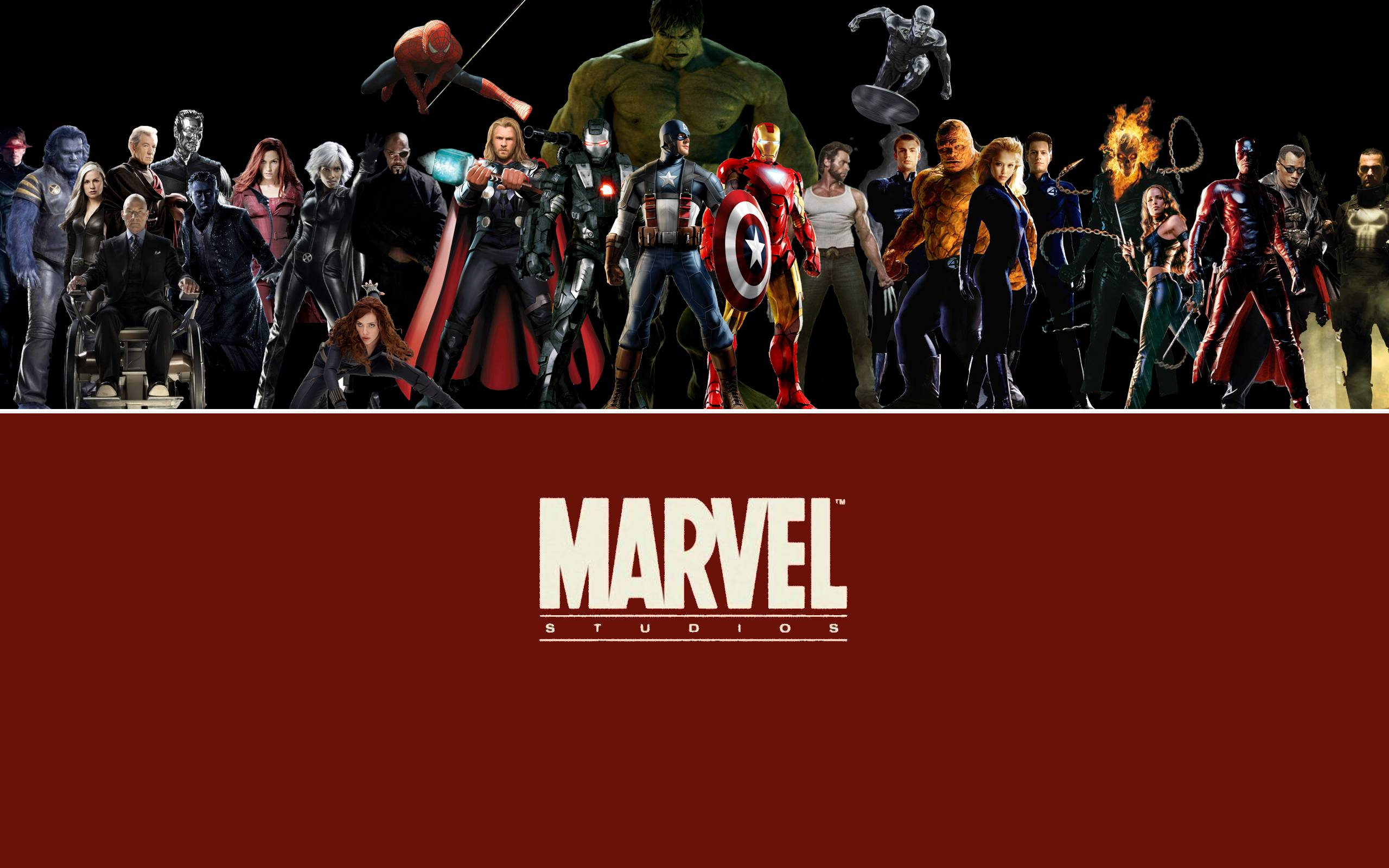 Marvel Characters Wallpapers 2560x1600