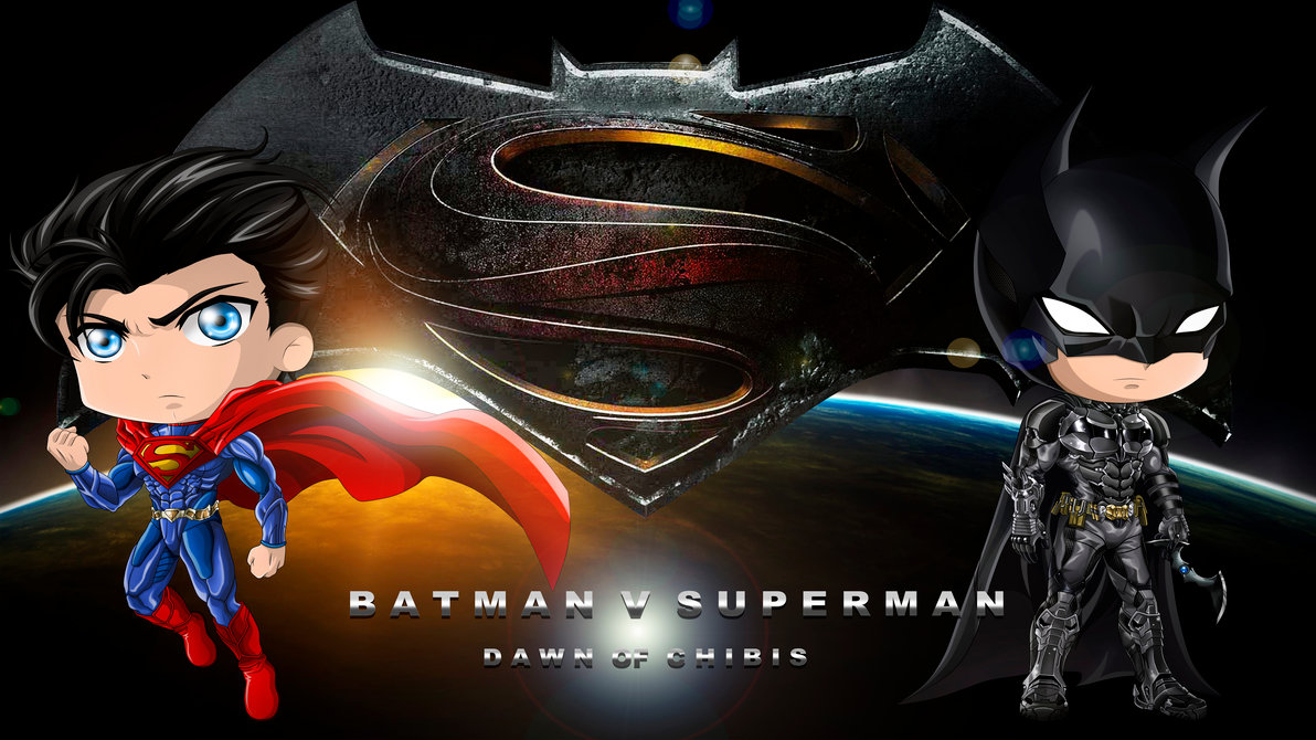 Batman v Superman Fan Wallpaper by Pellisari 1192x670