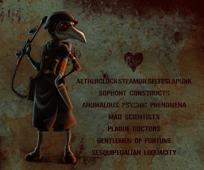 Plague Doctor Wallpaper 800x667