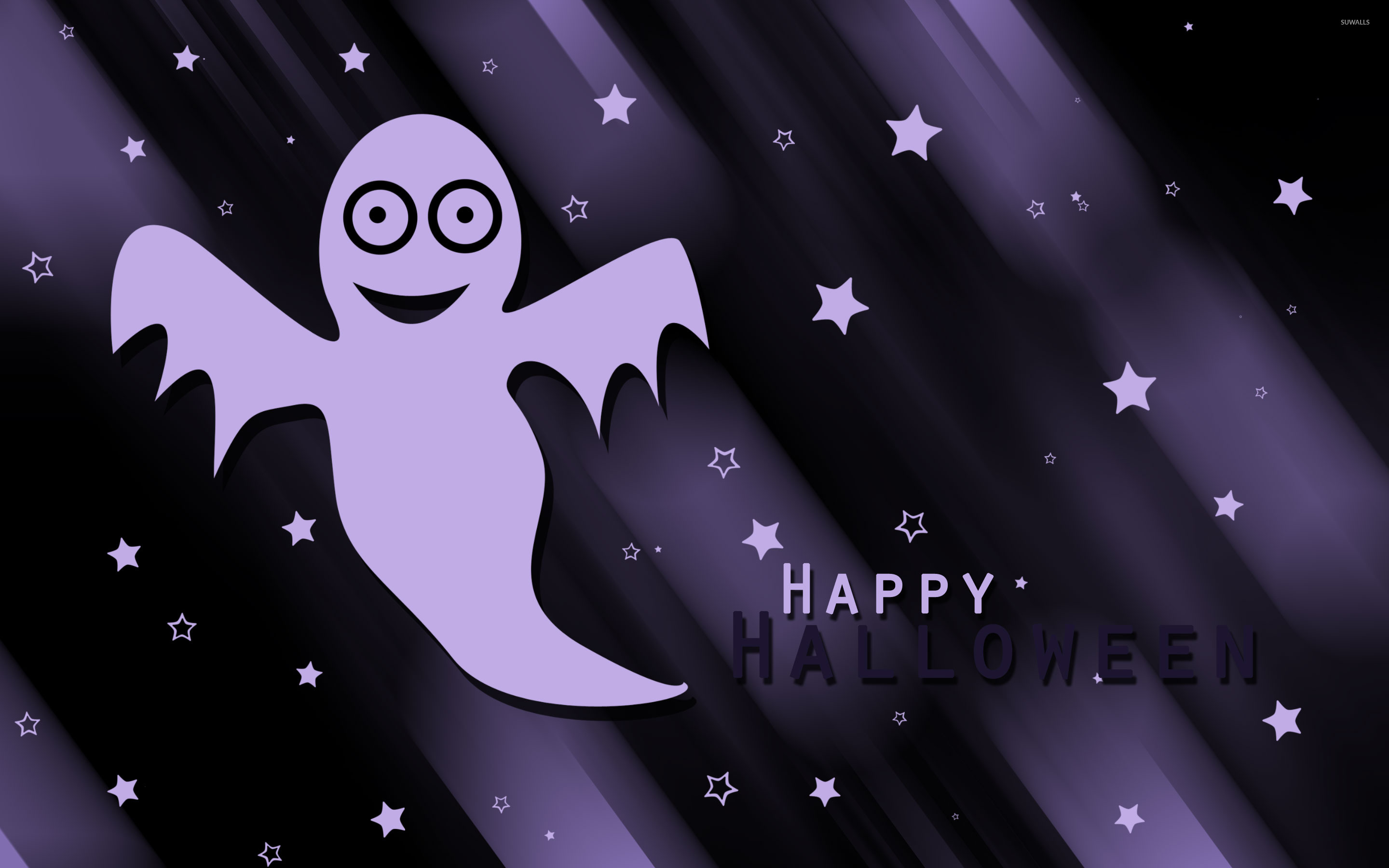 Cute Halloween Ghost Wallpaper Images Pictures   Becuo 2880x1800