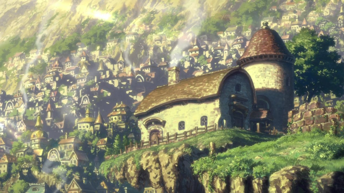Anime Background Art on Twitter Made in Abyss Masayuki 1200x675