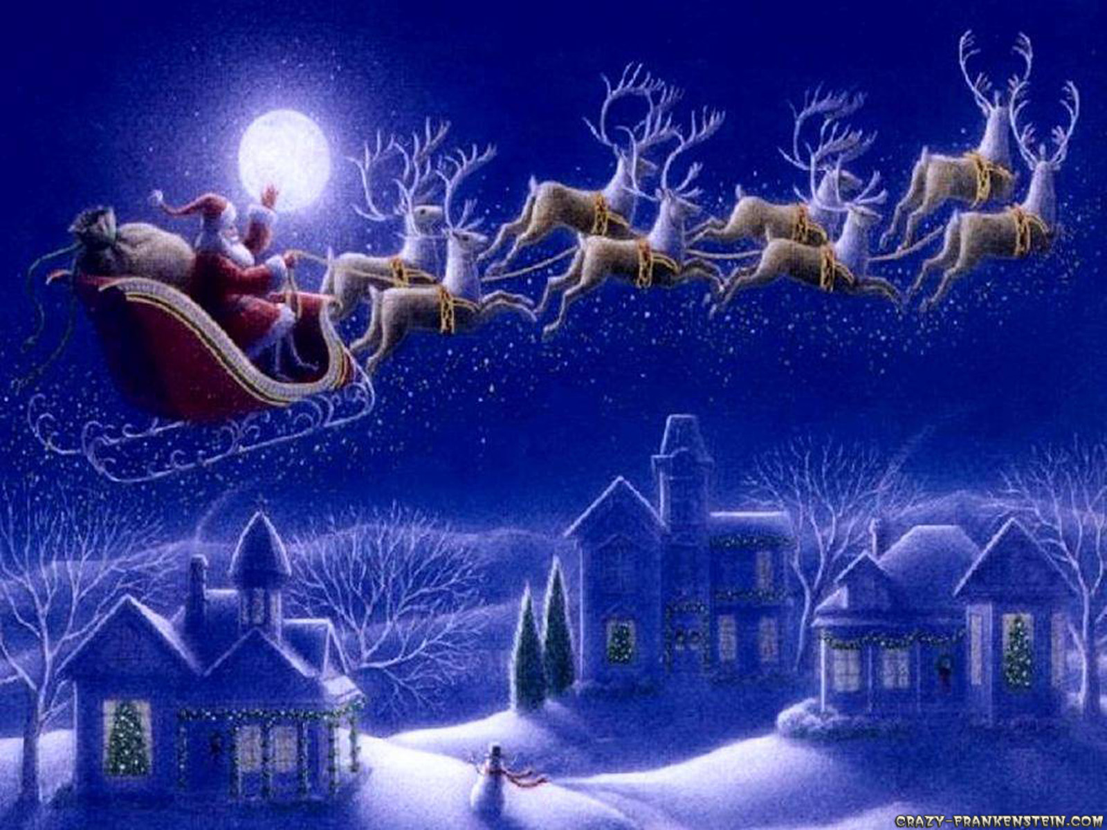 Merry Christmas 2013 Wallpapers HD | My image