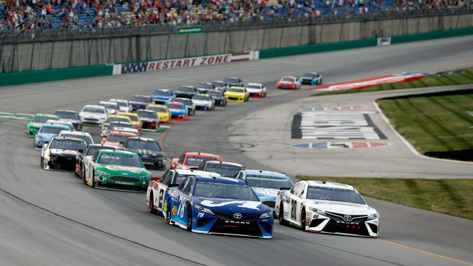 NASCAR announces 2019 baseline rules packages for Monster Energy 1600x900