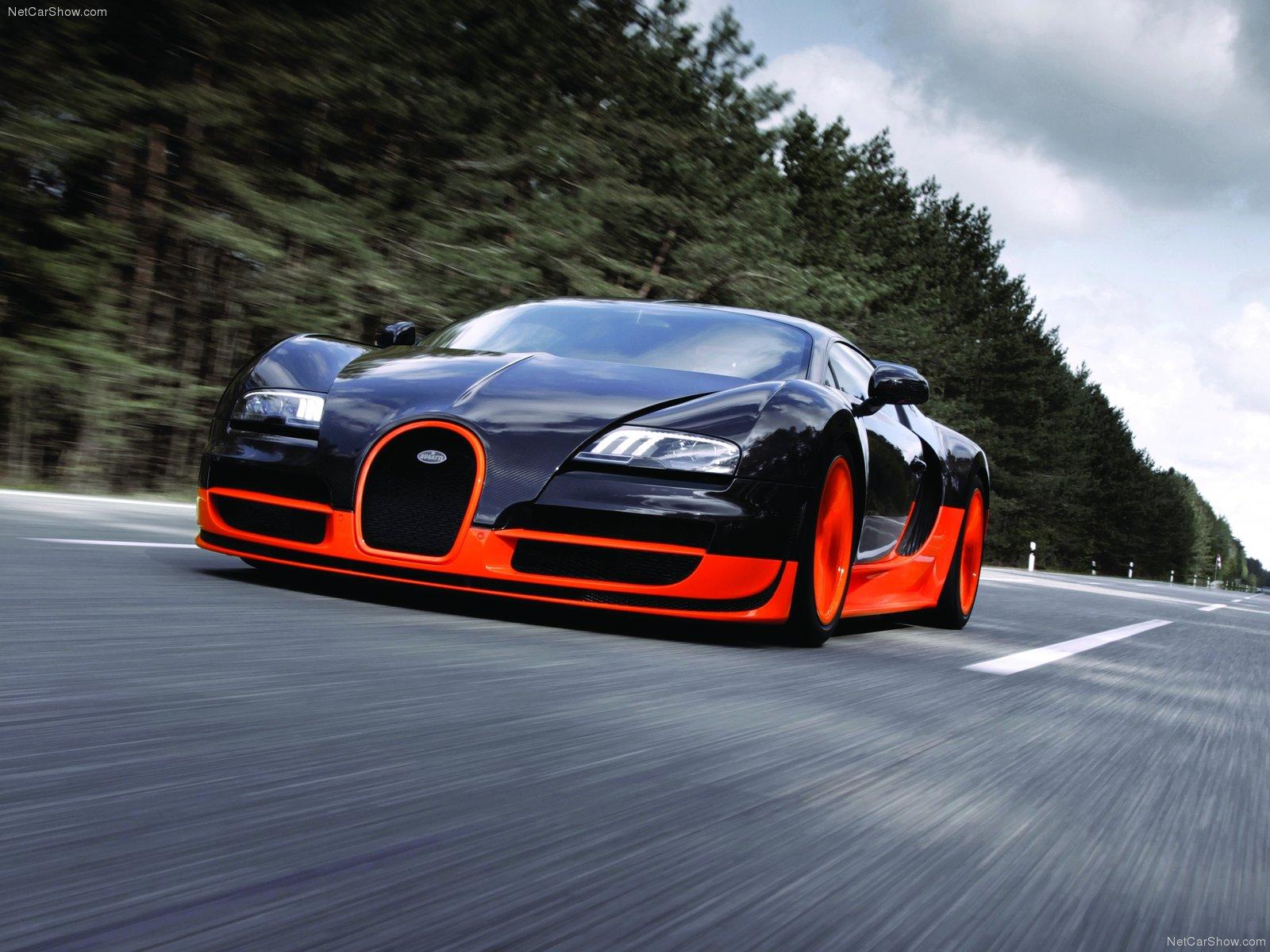 Bugatti Veyron Super Sport HD Wallpaper Cars Wallpapers 1600x1200