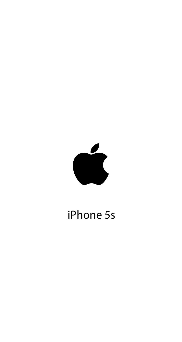 Iphone 5S Logo Wallpaper Free Desktop Backgrounds For HD 744x1392