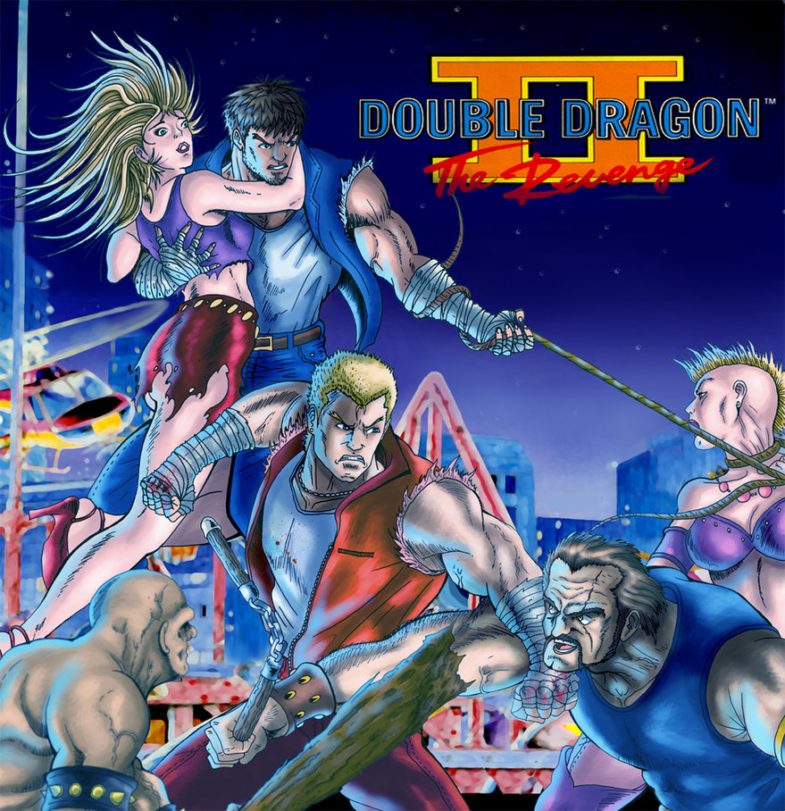 Free Download Double Dragon Ii The Revenge Wallpapers Just Good