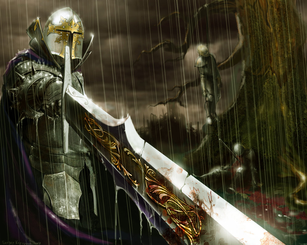 Knight Wallpapers Volume II Sword Blog 1000x800