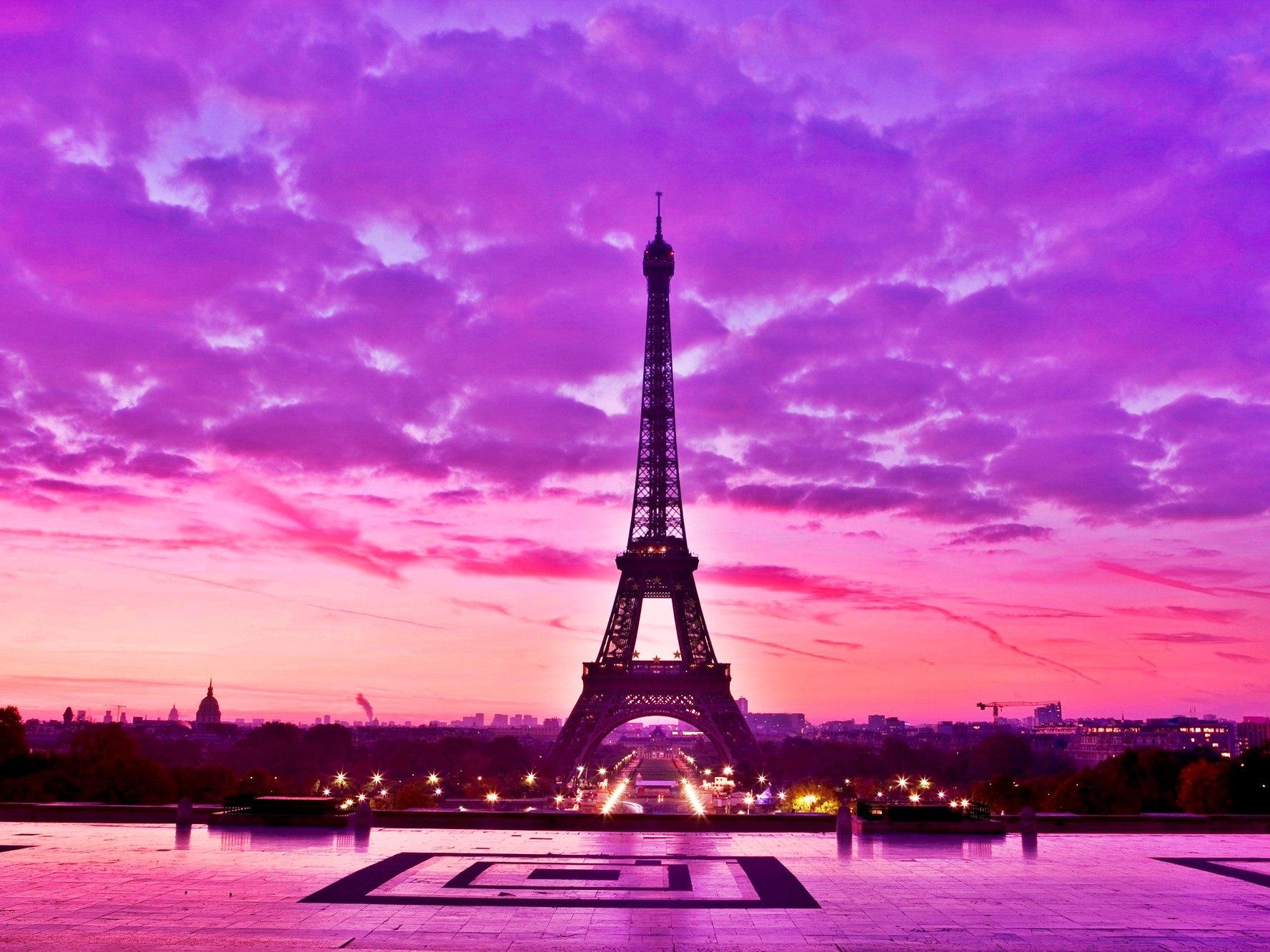eifeel tower at night Eiffel Tower France 1777x1333