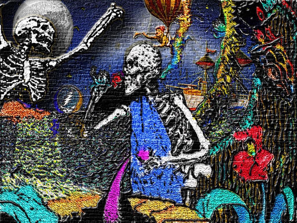 grateful dead background wallpapersafari