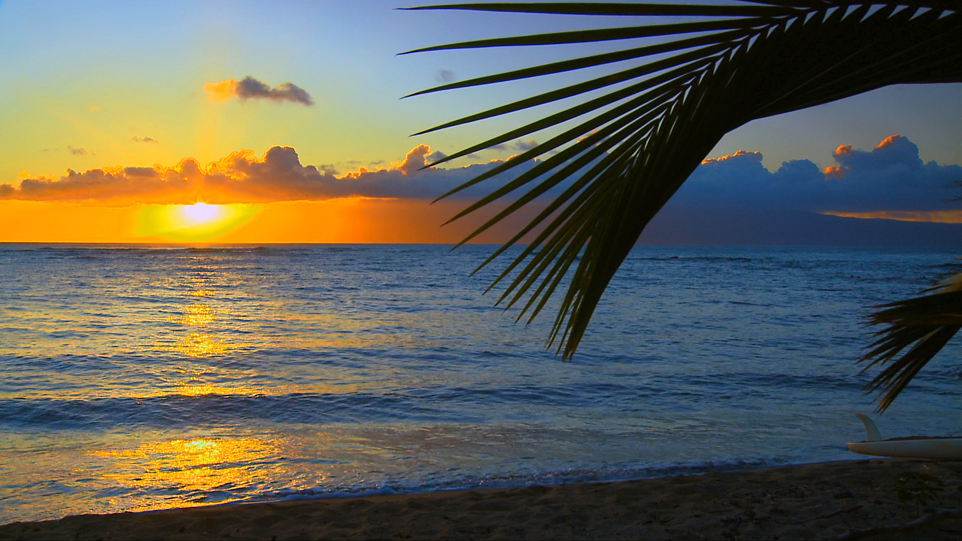 hawaii beaches background screensaver webshots media beautiful 1920x1080