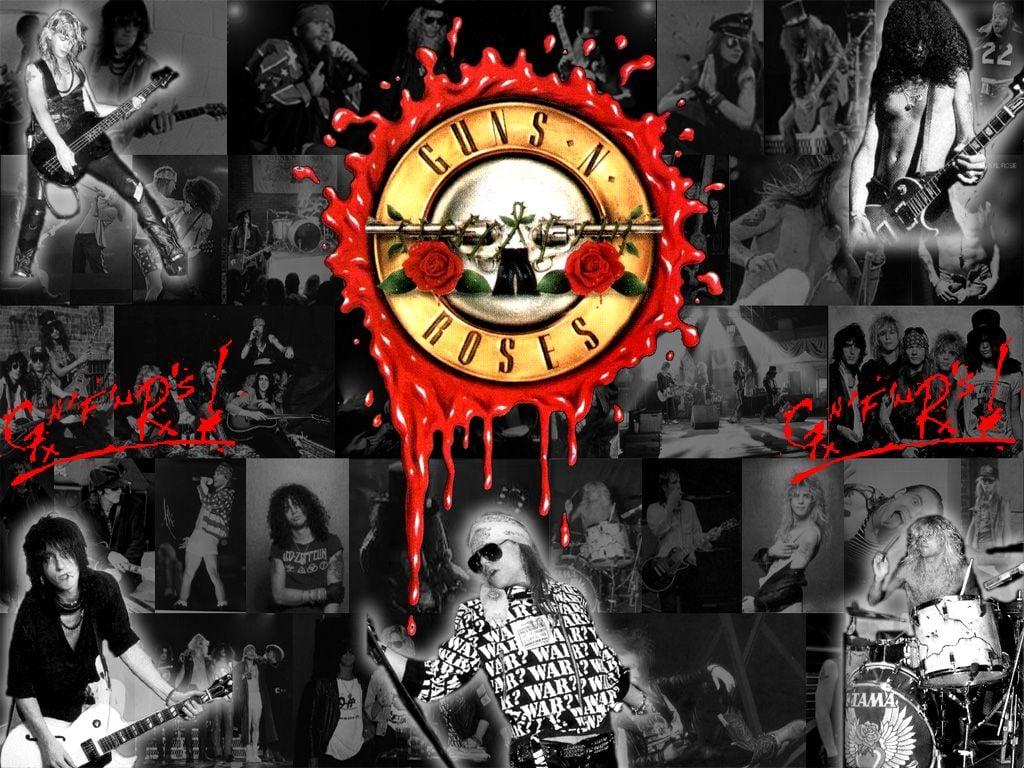 37 Guns N Roses Wallpaper Hd On Wallpapersafari