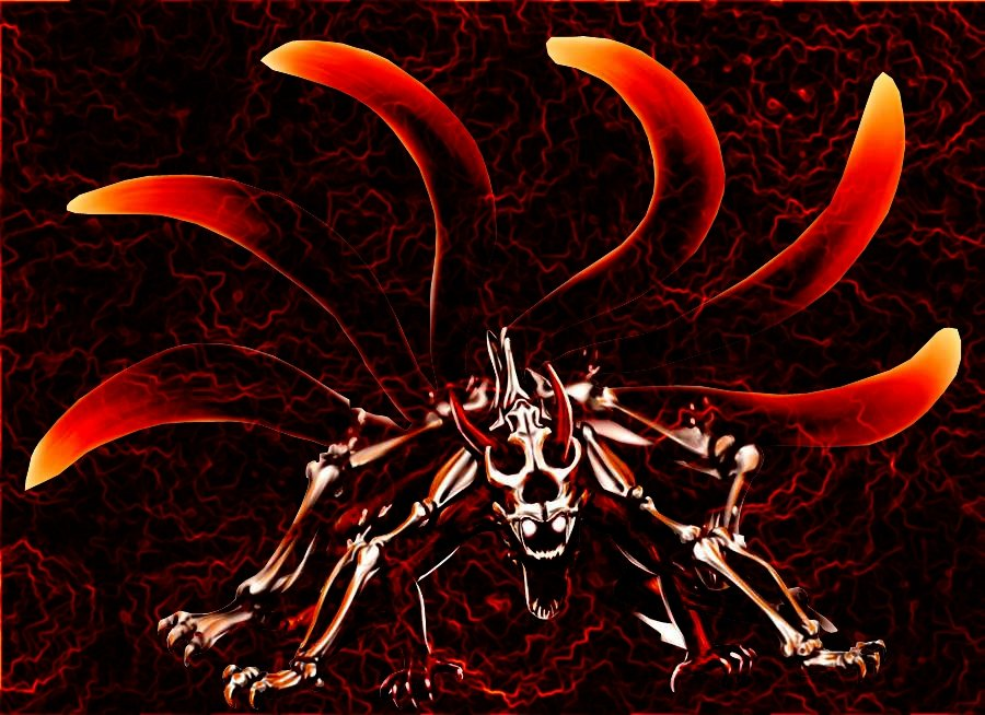 Kyuubi Wallpaper By Miahinasakie Dbey 900x654 pixel Anime HD 900x654
