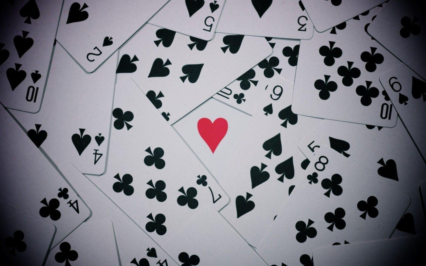 Playing Cards Wallpapers 1680x1050