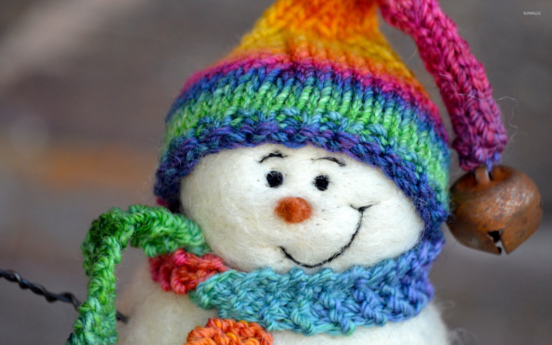 cute country snowman wallpaper - photo #8