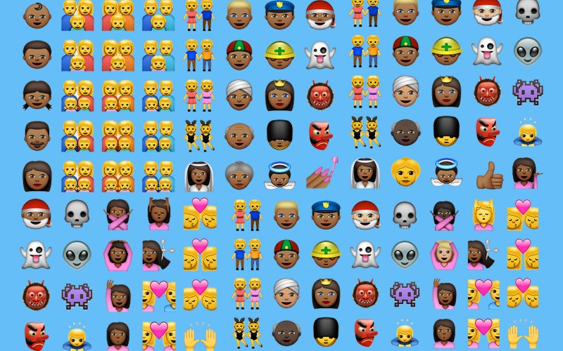 Drop Everything: Here's How to Get the New iOS 9 Emoji - WIRED