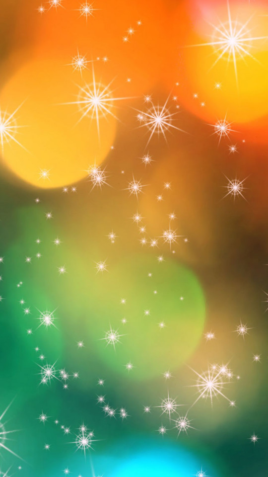 [50+] Christmas Lights iPhone Wallpaper on WallpaperSafari