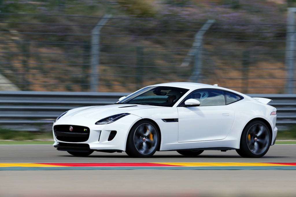 2015 Jaguar F Type 4 Hd Car Wallpaper 1024x682