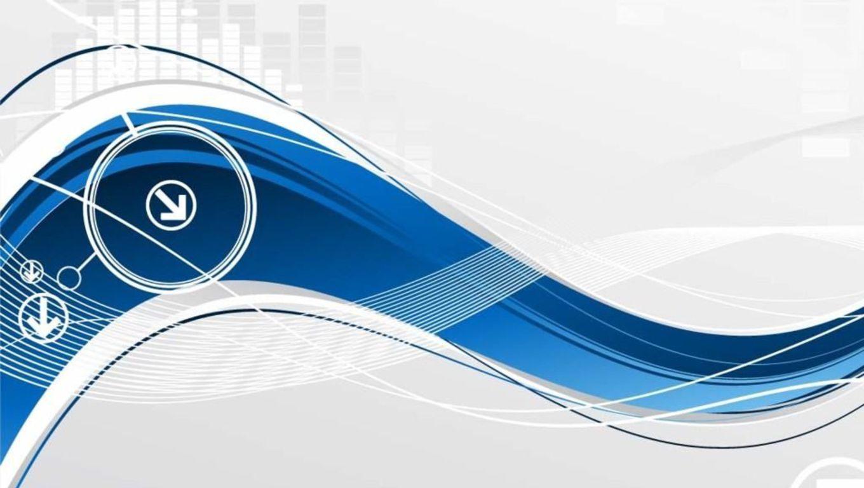Blue Technology: Blue Tech Wallpaper